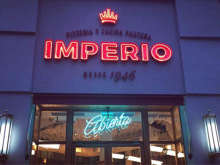 IMPERIO Almagro